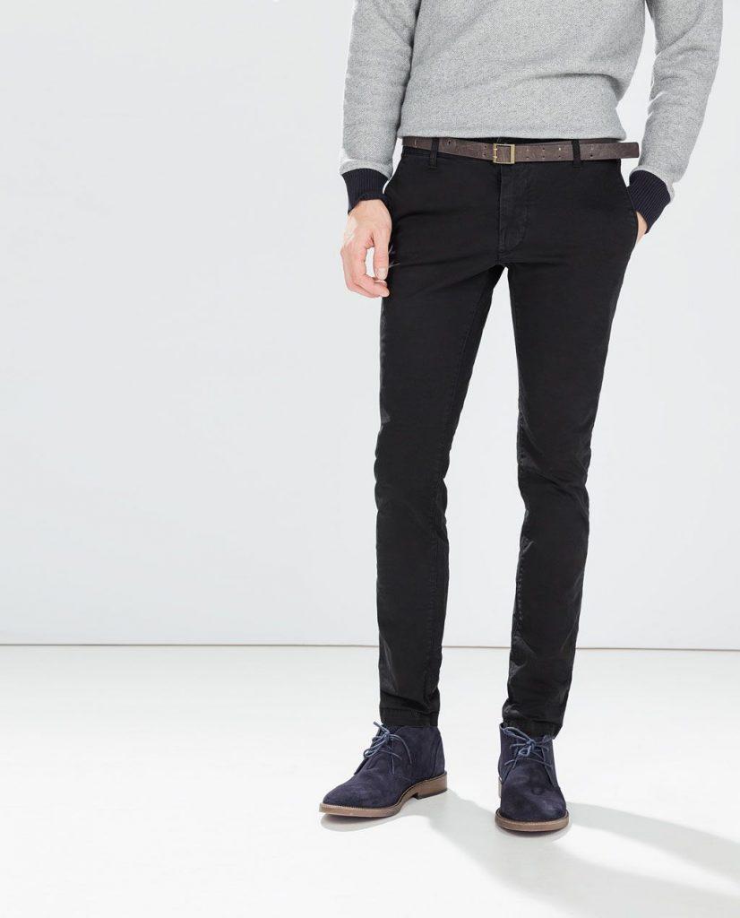 Cuantos Pantalones Color Negro Necesitas Realmente En Tu Closet Badhombre Magazine